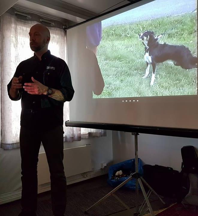 Vegard fra Lundqvist hundeskole